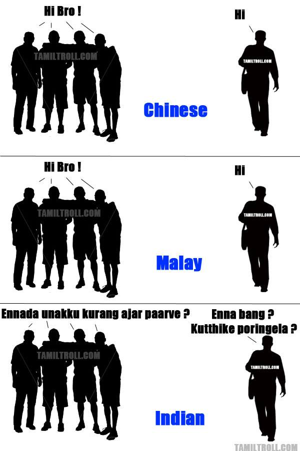 Malaysian Indian Guys