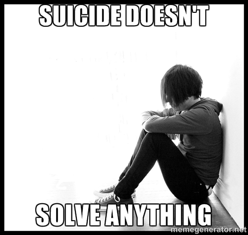 Is suicide an Indian tradition?