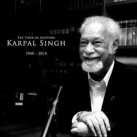 Tribute to Karpal Singh