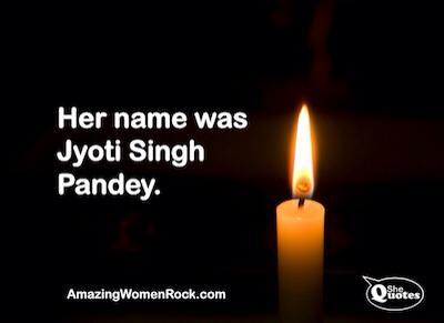Rape victim blaming - Jyoti Singh