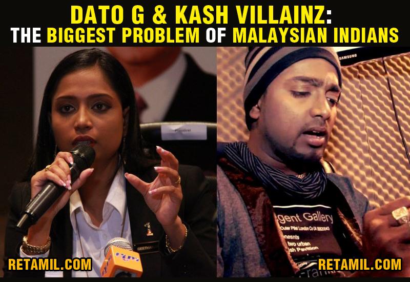 Kash Villanz - Geethanjali G for minister post