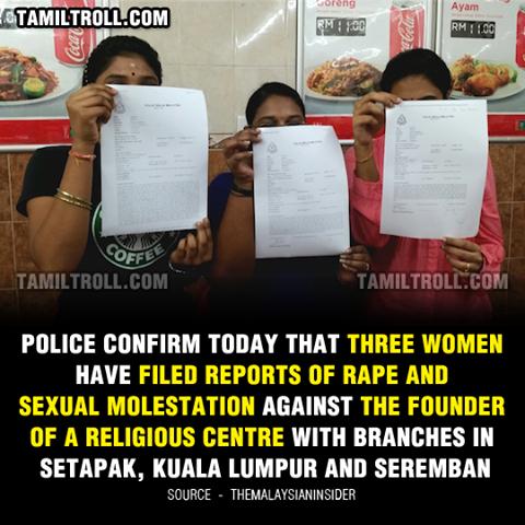 Rape reality among Malaysian Indians