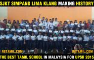 SJKT Simpang Lima Klang making history