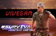 Vivegam - Surviva Song Lyrics
